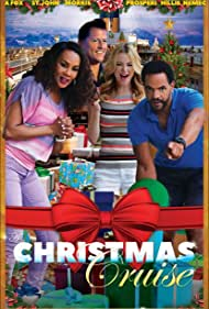 Vivica A. Fox, Jessica Morris, and Kristoff St. John in A Christmas Cruise (2017)