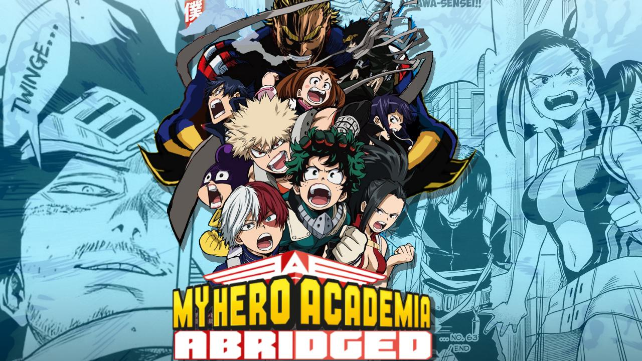 My Hero Academia Abridged (TV Series 2016– ) - IMDb