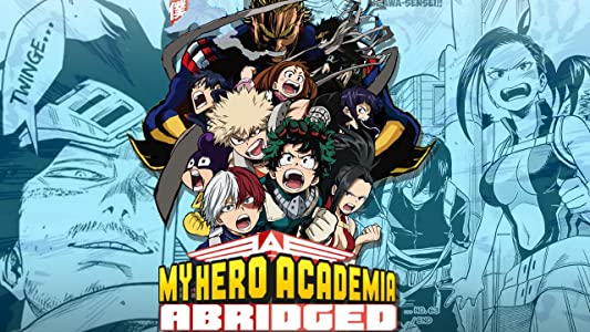 My Hero Academia Abridged 720p torrent