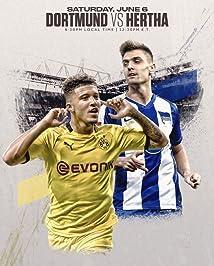 Bundesliga 30. Matchday Borussia Dortmund Vs Hertha Bsc (2020)