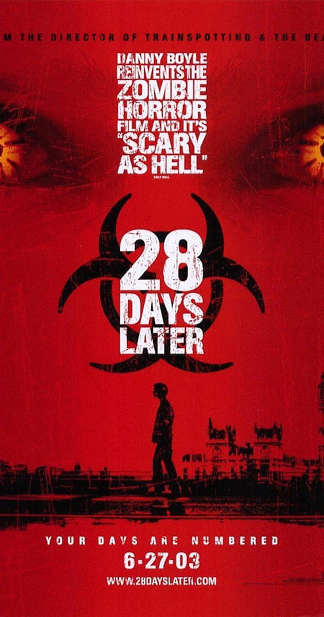 28 Days Later Stream German