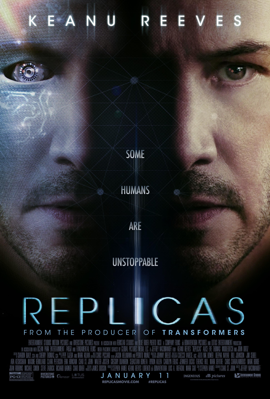 Replicas (2018) HDRip 720p & 1080p