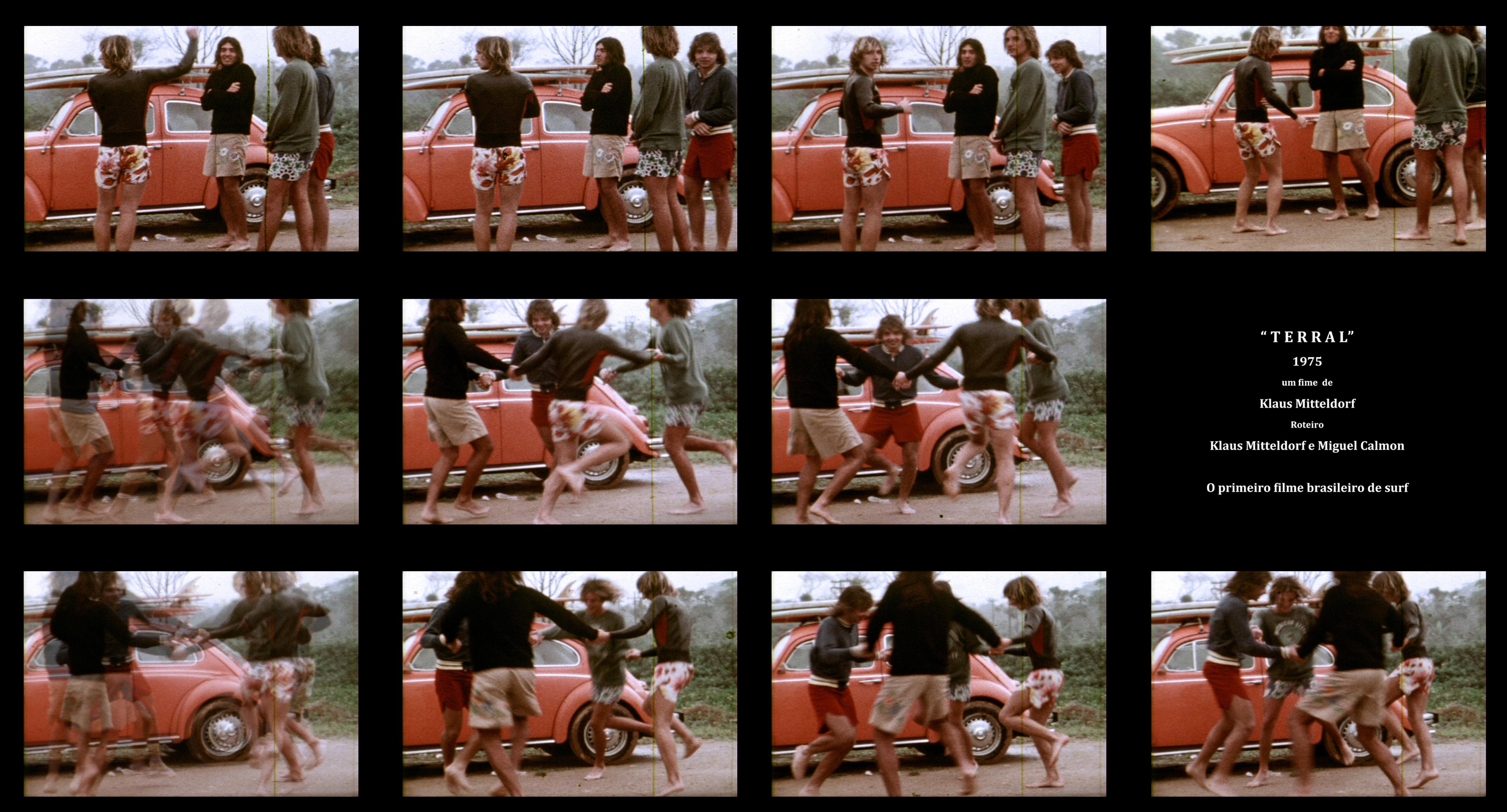 A DANÇA DA ITAMAMBUCA FROM TERRAL 1975