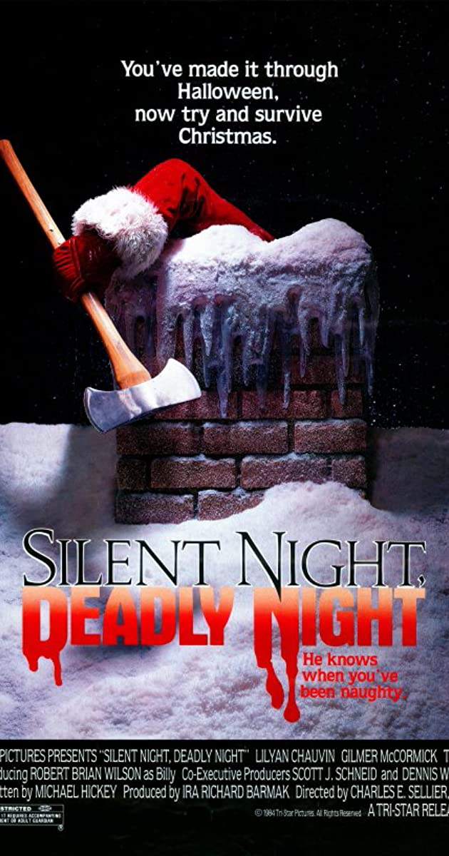 Subtitle of Silent Night, Deadly Night