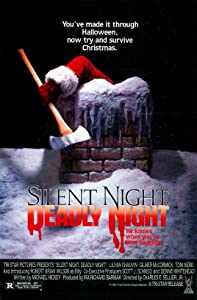 Top sites to download 3d movies Silent Night, Deadly Night [Quad]