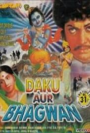 Daku Aur Bhagwan Poster