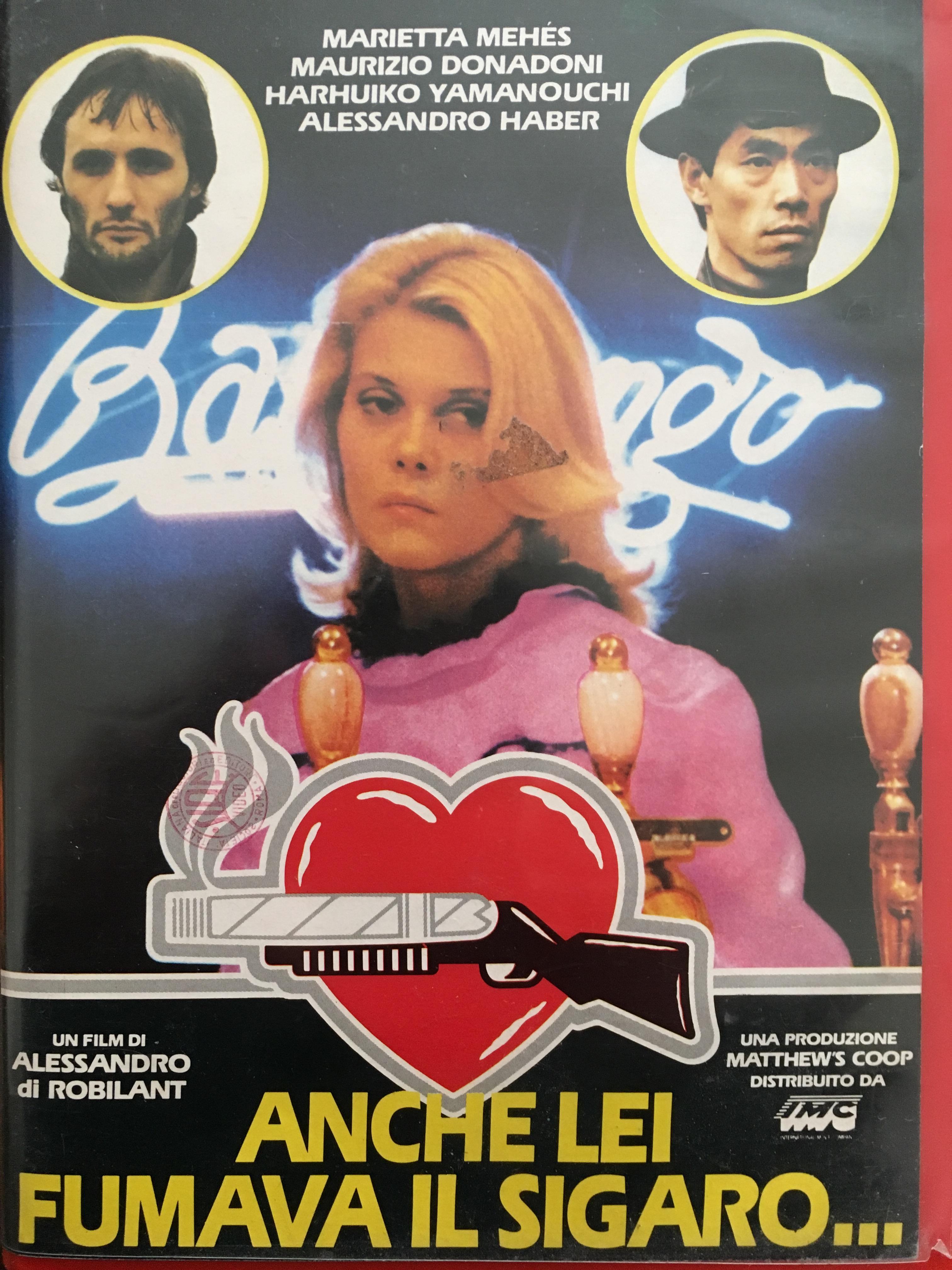 Anche lei fumava il sigaro... ((1985))