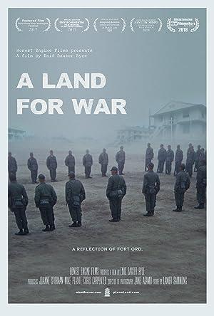 A Land for War