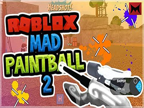 Mad Paintball 2 2018