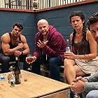 Stella Velon, Chris Pudlo, Brent Harvey, Joanna Bronson, Christian Olivo, and Adi Shaku in Struggleing (2017)