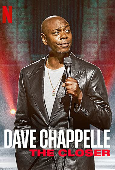 Dave Chappelle: The Closer (2021) HDRip English Full Movie Watch Online Free