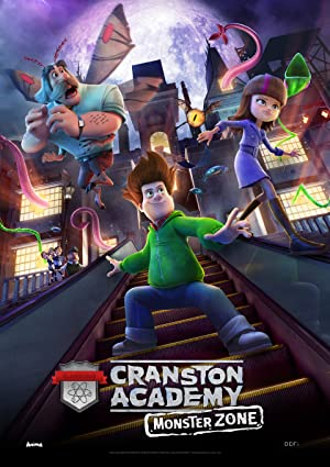 دانلود زیرنویس فارسی فیلم Cranston Academy: Monster Zone 2020