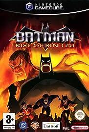 Batman: Rise of Sin Tzu Poster