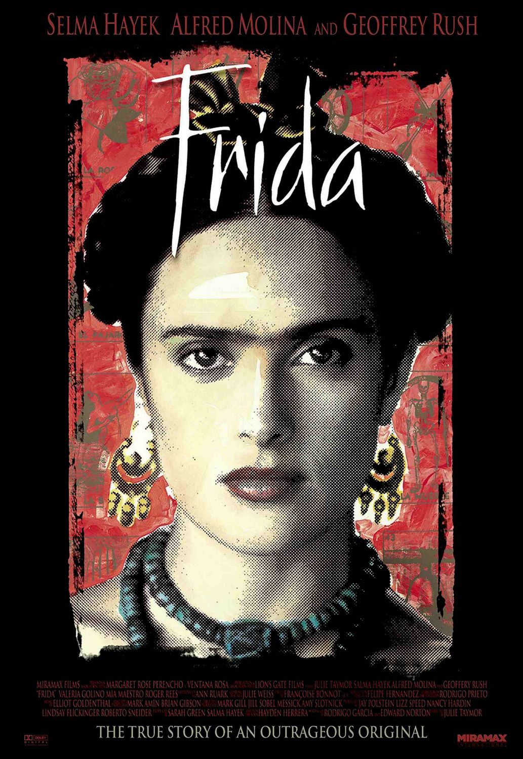 Salma Hayek in Frida (2002)
