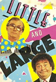 The Little and Large Show Poster
