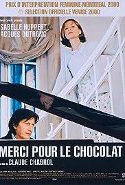 Merci pour le Chocolat Poster