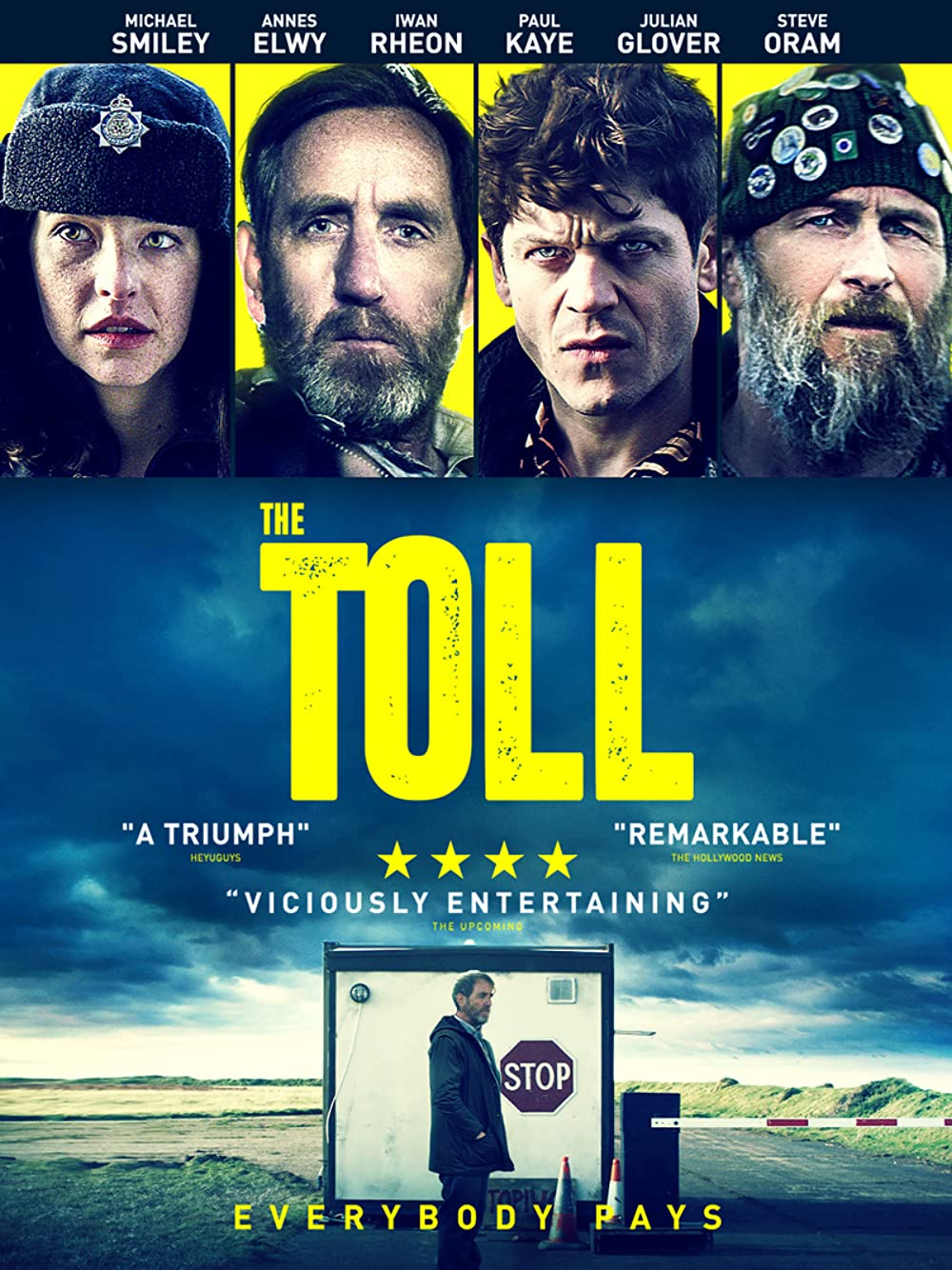 The Toll (2021) Hindi (Voice Over) Dubbed+ English [Dual Audio] WebRip 720p [1XBET]