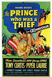 The Prince Who Was a Thief (1951)