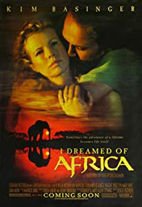 Watch japanese movies english subtitles I Dreamed of Africa [4K]
