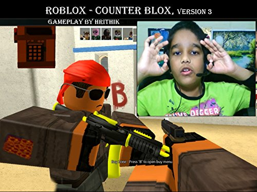 Clip: Roblox Gameplay Hrithik