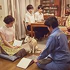 Masatoshi Nagase, Shinobu Terajima, Takumi Kitamura, Ryô Yoshizawa, and Nana Komatsu in Sakura (2020)