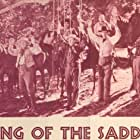 Bud Geary, Bob Kortman, Charles Middleton, Victor Potel, and Julian Rivero in Song of the Saddle (1936)