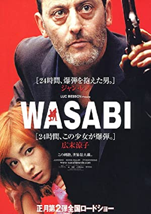 Wasabi (2001)  Watch Online
