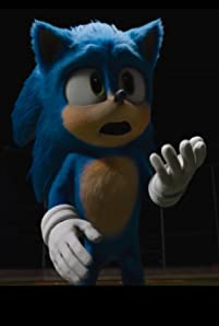 Get your first look at the new Sonic!
