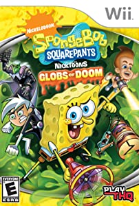 SpongeBob SquarePants featuring Nicktoons: Globs of Doom dubbed hindi movie free download torrent