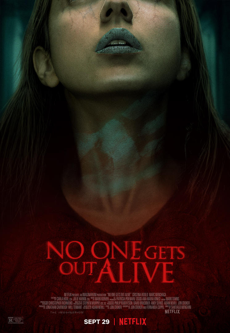 No One Gets Out Alive (2021) Hindi ORG Dual Audio 450MB NF HDRip 720p HEVC x265 ESubs Download