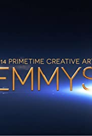 2014 Primetime Creative Arts Emmy Awards Poster