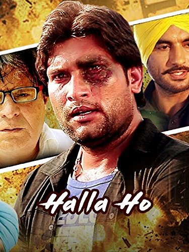 Halla Ho 2017 Punjabi 720p HEVC HDRip x265 AAC ESubs Full Punjabi Movie [700MB]
