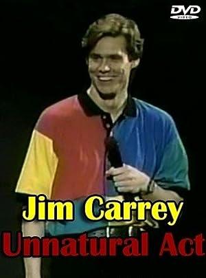 دانلود زیرنویس فارسی فیلم Jim Carrey: Unnatural Act 1991