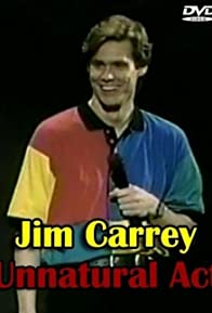 Primary photo for Jim Carrey: Unnatural Act