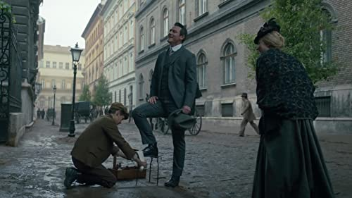 The Alienist: Sara Howard, Will You Marry Me?