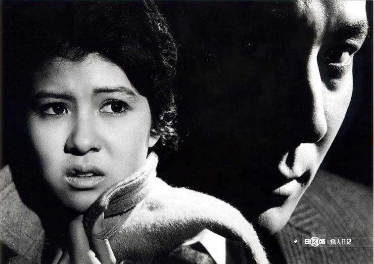 Noboru Nakaya in Ryojin nikki (1964)