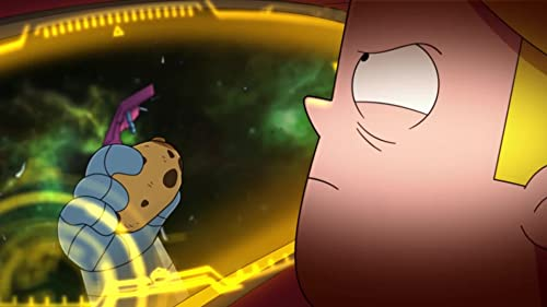 Final Space: Cookie