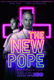Jude Law and John Malkovich in The New Pope (2019)