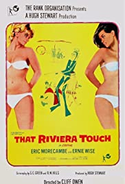 That Riviera Touch (1966) Poster - Movie Forum, Cast, Reviews