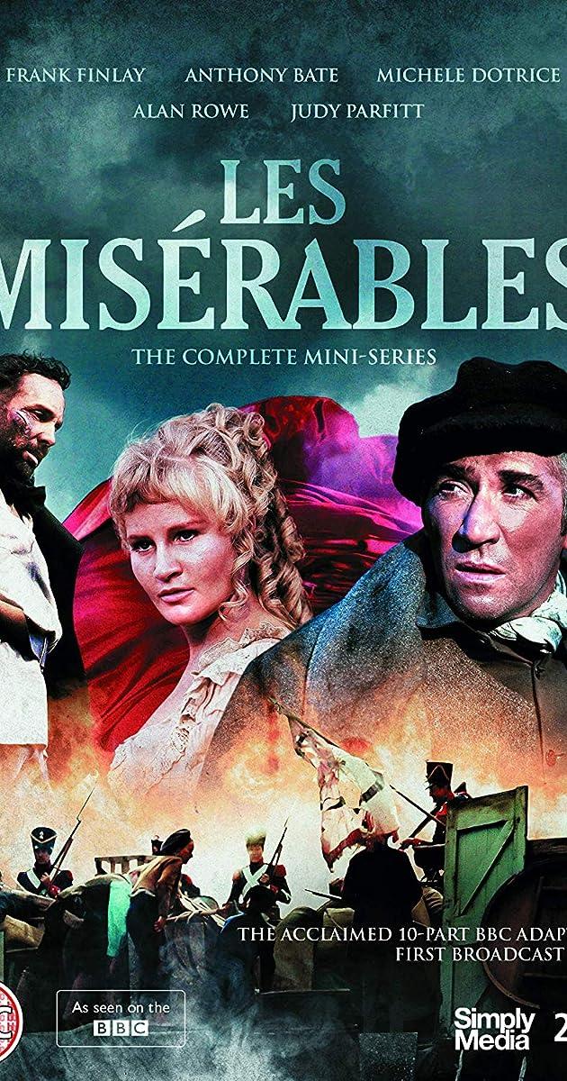 Les Miserables Tv Mini Series 1967 Imdb