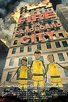 Fire in Cardboard City