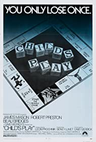 Child's Play (1973) Poster - Movie Forum, Cast, Reviews