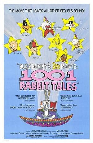 Friz Freleng Bugs Bunny's 3rd Movie: 1001 Rabbit Tales Movie