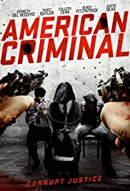 American Criminal Poster