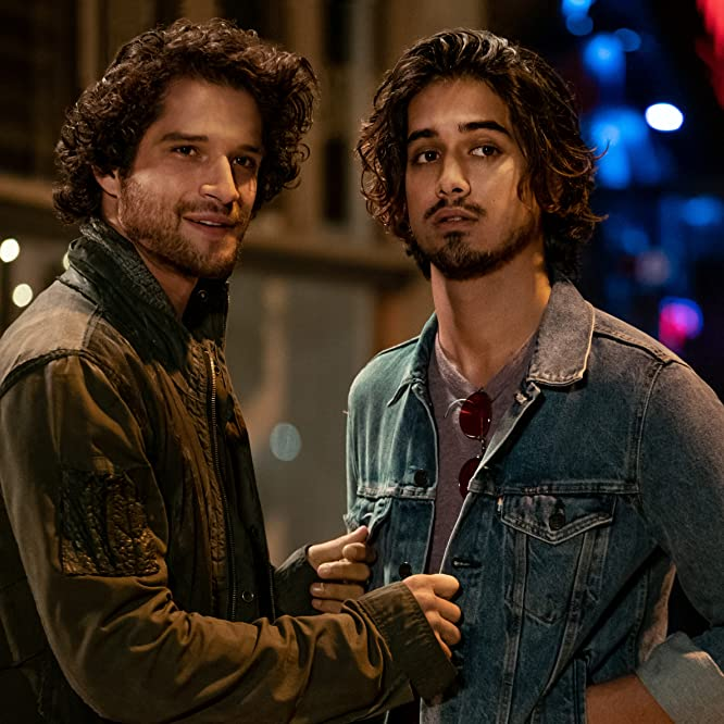 Tyler Posey and Avan Jogia in Now Apocalypse (2019)