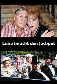 Luise knackt den Jackpot Poster