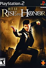 Rise to Honor Poster