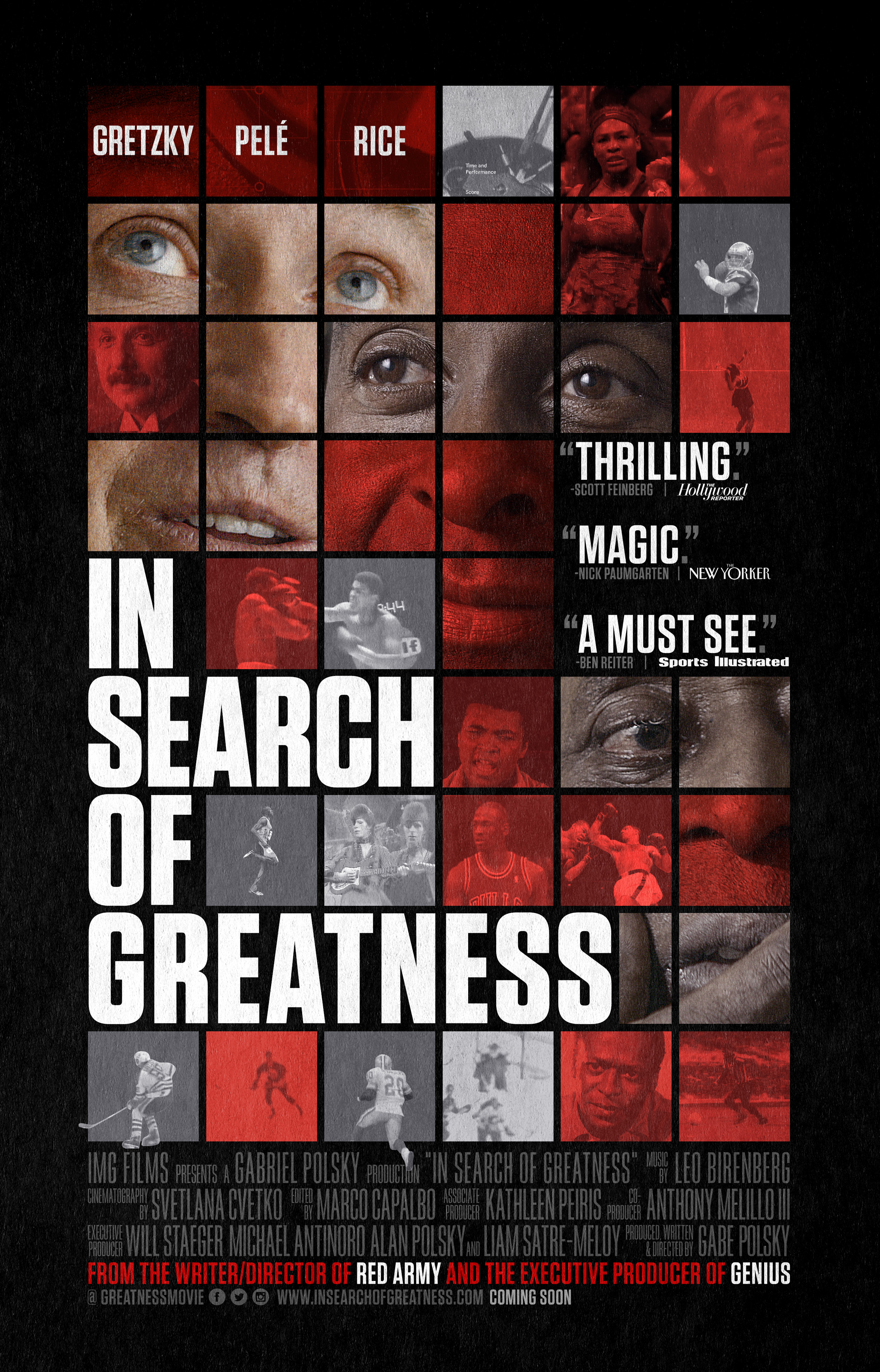 Image result for In Search of Greatness movie 2018