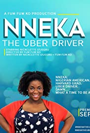Nneka the Uber Driver Poster