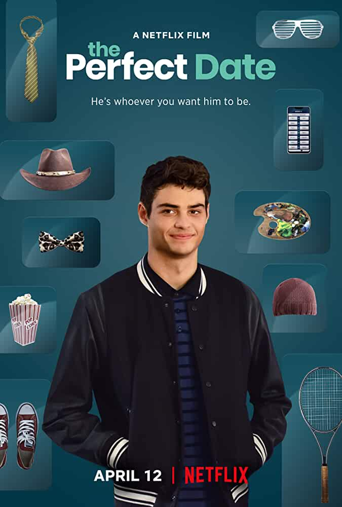 The Perfect Date 2019 Full Movie Watch Online Download NETFLIX
